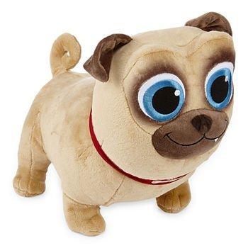 Amazon Com Disney Collection Puppy Dog Pals Rolly 13 Inch Medium