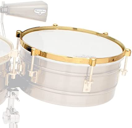 Latin Percussion LP247B 14-Inch Plastic Timbale Head