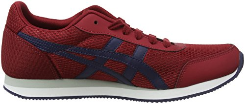 Asics Unisex Adults' Curreo Ii Trainers Red (Burgundy/Peacoat) cheap sale how much discount get authentic visa payment online outlet sale BXD4wON