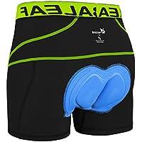Baleaf Men's 3D Padded Bike Bicycle MTB Cycling Underwear...