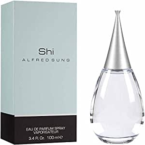 Alfred Sung Shi Eau De Parfum Spray for Women, 3.4-Ounce
