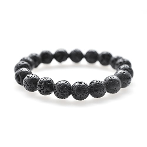 Natural Precious Elastic Beaded Bracelet product image