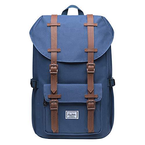 KAUKKO Laptop Outdoor Backpack, Travel Hiking& Camping