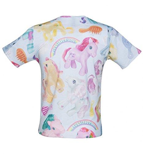 Exclusive Unisex My Little Pony All Over Print T Shirt Von Herrn Gugu Und Miss G