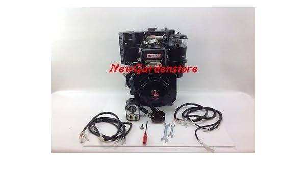 Motor diesel motocultor Zanetti s400 C-e compatible ...