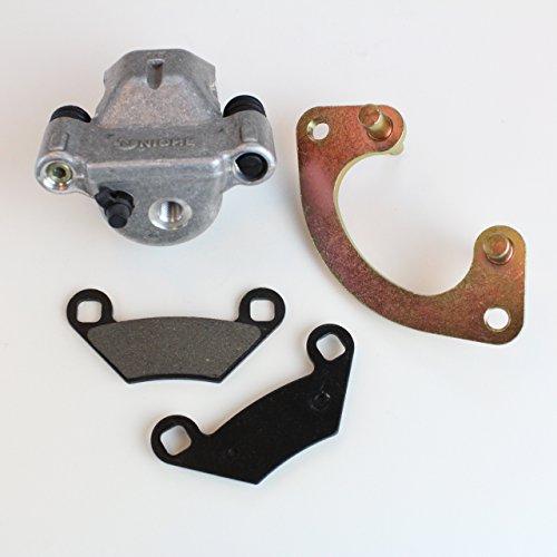Niche Industries 1826 Polaris Sportsman XP 550 Rear Brake Caliper Pads 2009-2010, 2013-2014 (Seal Rear Caliper)