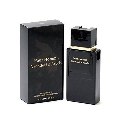 (Van Cleef & Arpels Pour Homme Edt Spray 100 Ml / 3.3 OZ. )