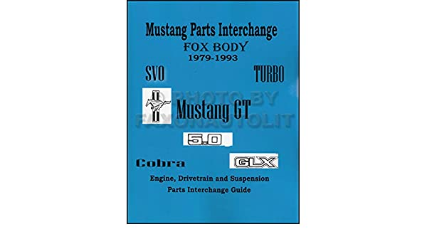 1979 to 1993 mustang parts