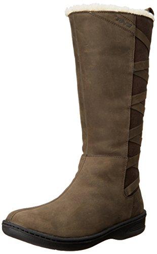 aaa4fe83 Teva Figueroa WP W's - Botas De Nieve de cuero mujer marrón - Braun (turkish