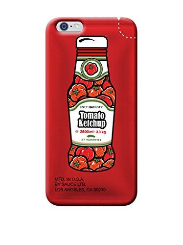 Benjamins - Pop Art iPhone 6 / 6S (Ketchup)