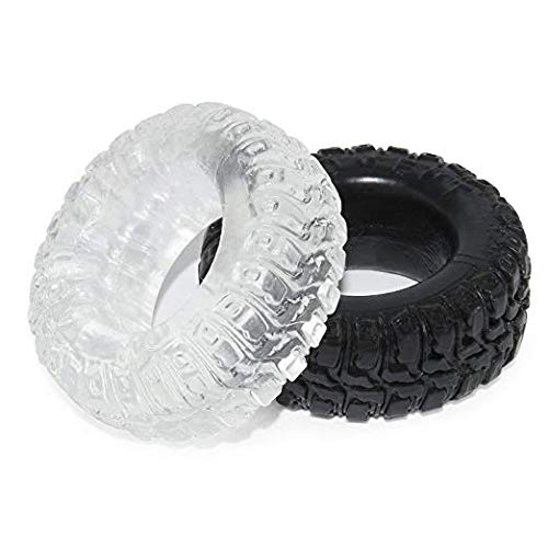 (TPR Rubber Time Delay Kit Exercise Tire Ring Lock Sleeve for Men)