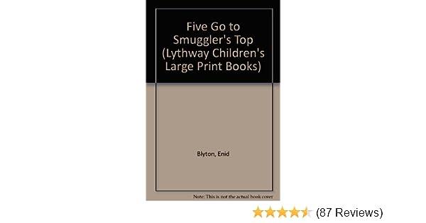 7493edd8c02 Enid Blyton s Five Go to Smuggler s Top (The Famous 5)  Enid Blyton   9780745113685  Amazon.com  Books
