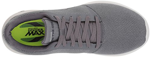 on Go Talla Charcoal Schwarz City The Grau Laufschuhe Skechers Herren 3 xgwBRR