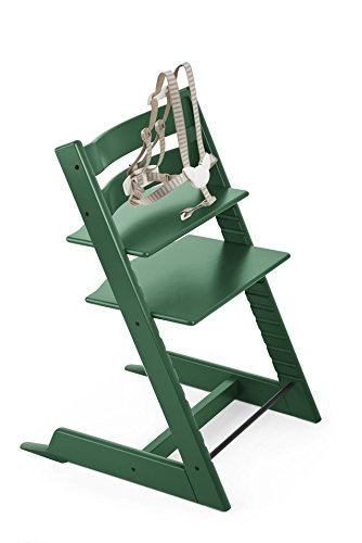 Stokke Tripp Trapp Harness (Stokke Tripp Trapp Chair, Forest Green)