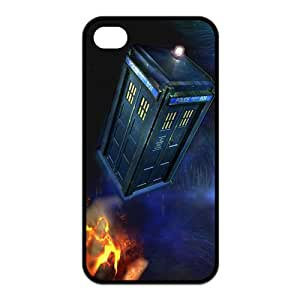 Doctor Who Personalized TPU Case for Apple iPhone 4 4s