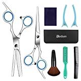 Best Thinning Shears - Hairdressing Scissors Kits Stainless Steel Hair Cutting Shears Review