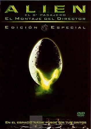 Alien 1:El Octavo Pasajero Montaje Direc [DVD]: Amazon.es: Tom ...