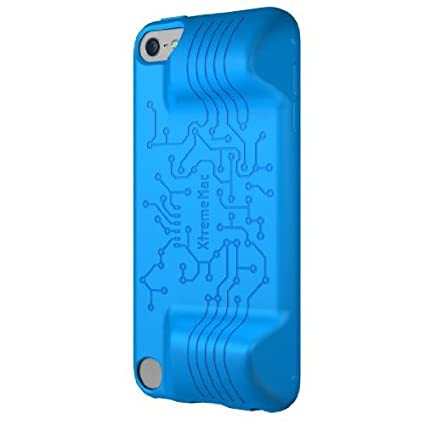New for ipod 5th 6th generation Touch Blue Case Tuffwrap Xtreme Mac