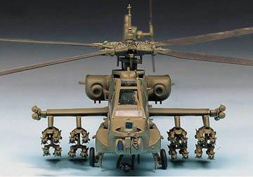 1 72 Academy Boeing Ah64a Apache