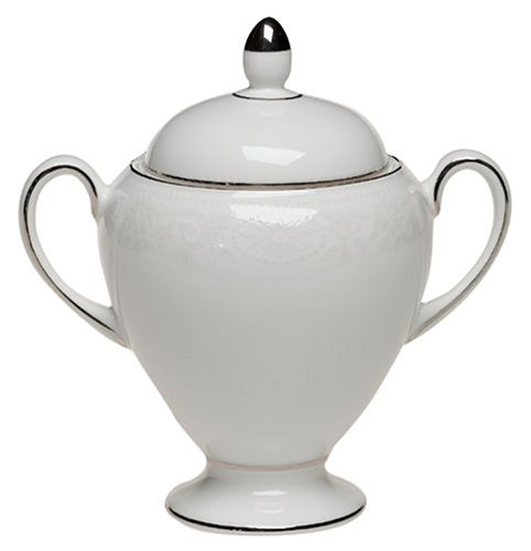 Wedgwood St. Moritz Bone China Sugar Bowl