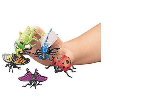 12 Insect Finger Puppet Party (Bug Finger Puppets)