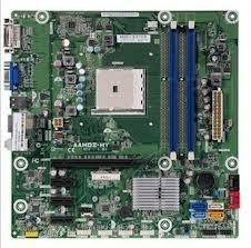 657134-001 HP P6-2000 AMD Desktop Motherboard FM1, 660155-001, 657134-003, Holly, Hudson-D2, (D2 Motherboard)