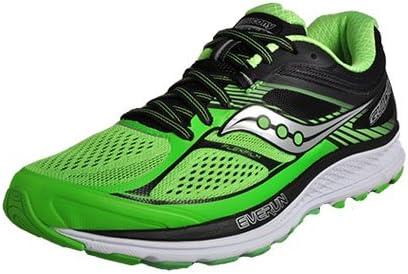 Saucony Guide 10, Zapatillas de Running para Hombre, Verde (Slime/Black), 40 EU: Amazon.es: Zapatos y complementos