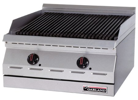 Garland ED-30B Designer Series Electric Countertop Charbroiler with 30