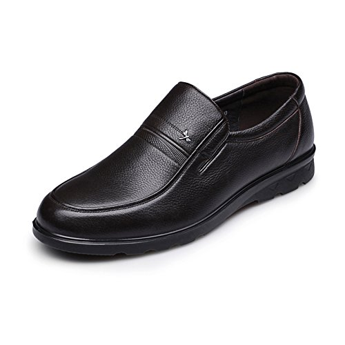Aemember scarpe da uomo traspirante scarpe per il tempo libero degli uomini grandi insiemi di codici piedi scarpe ,47, marrone