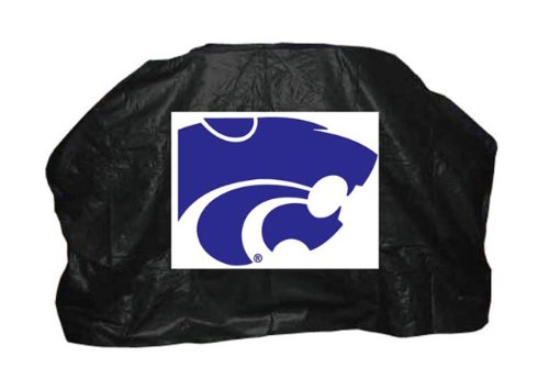 NCAA Kansas State Wildcats 59-Inch Grill Cover - Kansas State Grill Cover