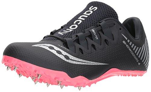 pink Black Saucony Donna Da Showdown 4 1A6wqWRZW4