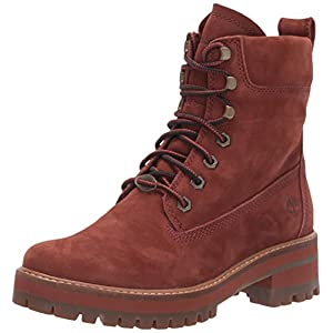 Timberland Women's Courmayeur Valley 6″ Boot Fashion