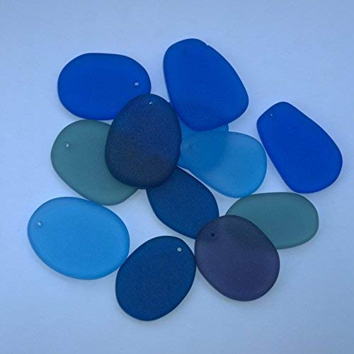 sea glass for jewelry making - 2