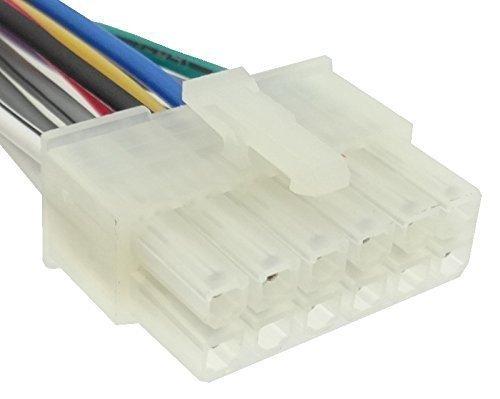 PIONEER (06) Autoradio Kabel Radio Adapter Stecker ISO ...