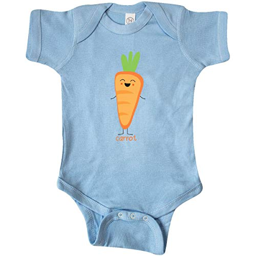 inktastic Carrot Costume Infant Creeper 18 Months