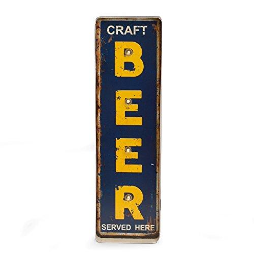 (Bey Berk Craft Beer Metal Sign,)