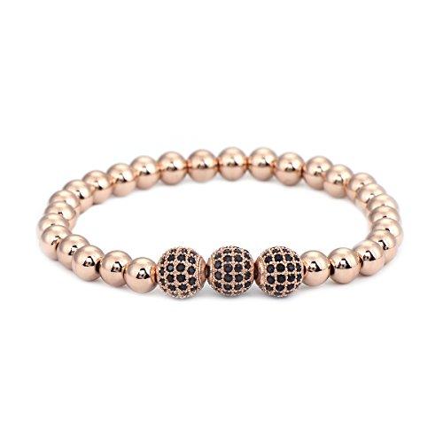 Copper Crystal Bracelet - 2