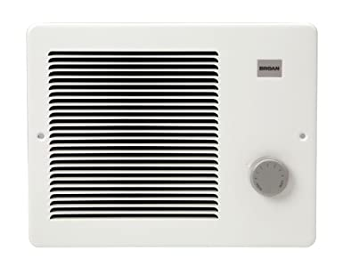 41TK83tnVDL._SX385_ amazon com broan 178 wall heater, 1000 2000 watt 240 vac, white Vent a Hood Wiring Diagram at gsmx.co