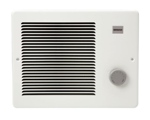 Broan 178 Wall Heater Comfort Flo Heaters; White