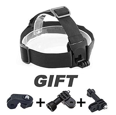 Sports Helmet Head Mount Adjust Adapter Stand For Sport Cameras
