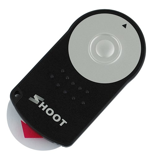 GTMax RC-6 Replacement Wireless Remote Control for Canon EOS 7D, Rebel T2i, 60D, Rebel T1i, Rebel...