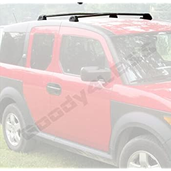 Amazon Com A Pair Of Oe Style Roof Rack Cross Bars Fit