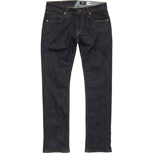 Volcom Men's Vorta Jean, Rinsed Indigo, 30x30 ()