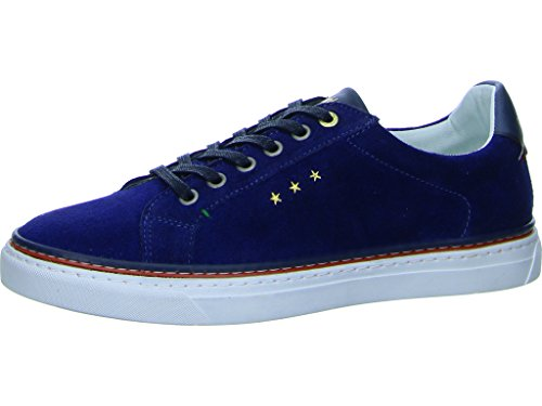 free shipping footlocker finishline Pantofola d'Oro Men's NAPOLI Suede Uomo Low Trainers Blue free shipping Manchester jQJ0YZ