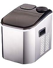 Dsti Fabricadora de Hielo Máquina para Hacer Hielo Apagado automático, Monitor LCD, Procedimiento de autolimpieza, 3 Tamaños de Cubitos