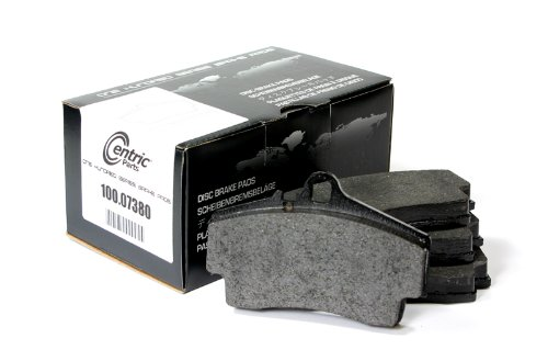 (Centric Parts 100.01370 100 Series Brake Pad)