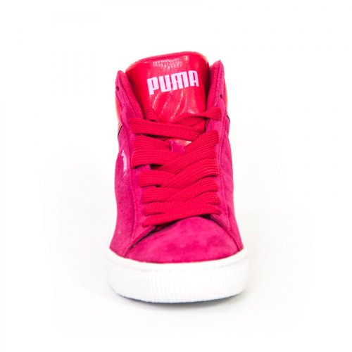 Pointure 38 Baskets Femme Mid 5 10 5 5 Puma 350451 Pink Chaussures Schuhe Uk Eu Damen PqpA4z