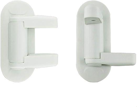 Child Safety Child Proof Doors /& Handles 3M Adhesive 2 Pack Door Lever Lock