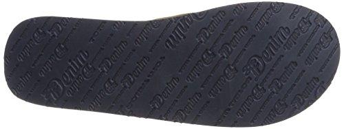 TOM TAILOR Herren 2785802 Zehentrenner Braun (cognac-navy)