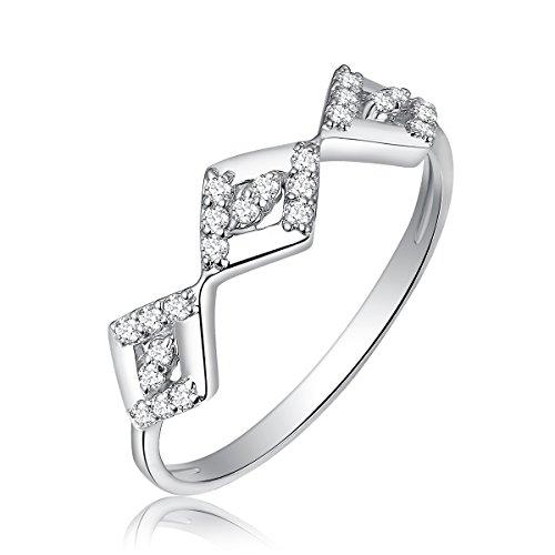 0.16 Ct Genuine Diamond - 1